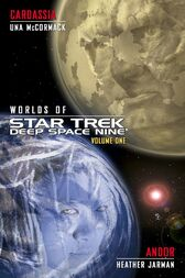 Star Trek: Deep Space Nine: Worlds of Deep Space Nine #1: Cardassia and Andor by Una McCormack