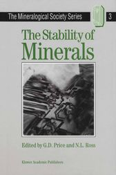 The Stability of Minerals by G.D. Price