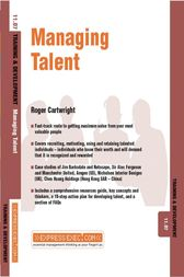 Managing Talent by Roger Cartwright