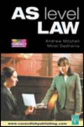 AS Level Law by Minel Dadhania
