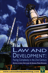 Law and Development by John Hatchard
