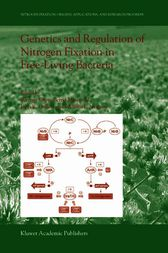 Genetics and Regulation of Nitrogen Fixation in Free-Living Bacteria by Werner Klipp