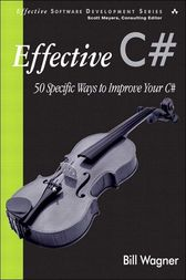 Effective C# by Bill Wagner