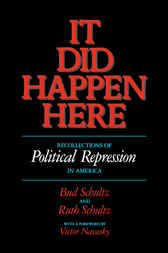 It Did Happen Here by Bud Schultz