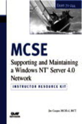 MCSE Instructor Resource Kit  (70-244) by Jim Cooper