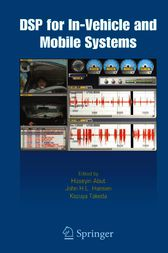 DSP for In-Vehicle and Mobile Systems by Huseyin Abut