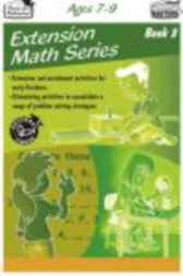 Extension Math Book 3 by Ready-Ed Publications