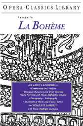 Puccini's LA BOHEME by Burton D. Fisher