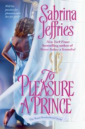 To Pleasure a Prince by Sabrina Jeffries