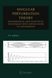 Singular Perturbation Theory by R.S. Johnson