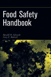 Food Safety Handbook by Ronald H. Schmidt