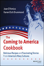 The Coming to America Cookbook by Joan D'Amico
