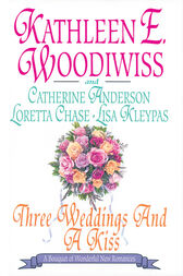 Three Weddings and a Kiss by Lisa Kleypas