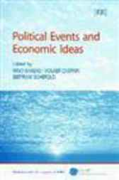 Political Events and Economic Ideas by I. Barens