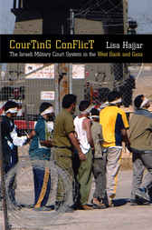 Courting Conflict by Lisa Hajjar