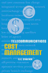 Telecommunications Cost Management by S.C. Strother