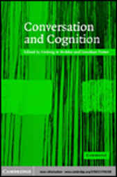 Conversation and Cognition by Hedwig te Molder