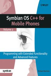 Symbian OS C++ for Mobile Phones by Richard Harrison