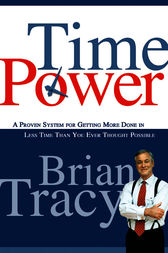 Time Power by Brian Tracy