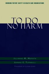 To Do No Harm by Julianne M. Morath