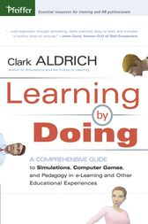 Learning by Doing by Clark Aldrich