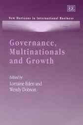 Governance, Multinationals and Growth by L. Eden