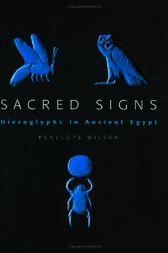 Sacred Signs by Penelope Wilson