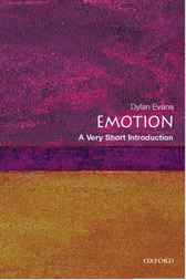 Emotion: A Very Short Introduction by Dylan Evans