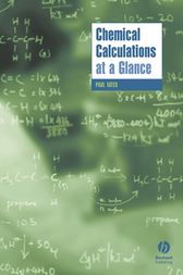 Chemical Calculations at a Glance by Paul Yates
