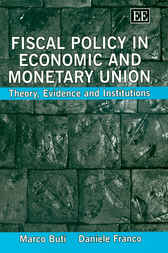 Fiscal Policy in Economic and Monetary Union by M. Buti