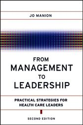 From Management to Leadership by Jo Manion