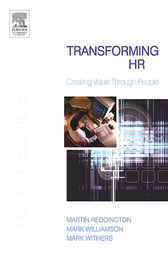 Transforming HR by Martin Reddington