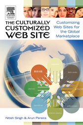 The Culturally Customized Web Site by Nitish Singh