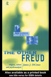 The Other Freud by James DiCenso
