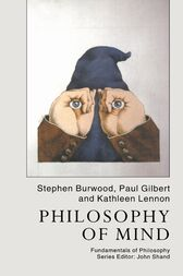 Philosophy Of Mind by Paul Gilbert