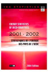 Energy Statistics of OECD Countries by Organisation for Economic Co-operation and Development