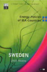 Sweden by Organisation for Economic Co-operation and Development