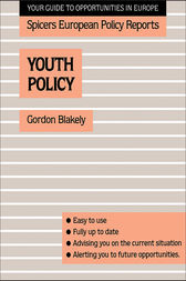 Youth Policy by Gordon Blakely