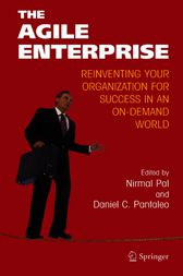The Agile Enterprise by Nirmal Pal