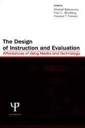 The Design of Instruction and Evaluation by Mitchell Rabinowitz