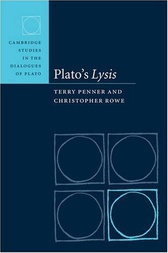 Plato's Lysis by Terry Penner