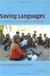 Saving Languages by Lenore A. Grenoble
