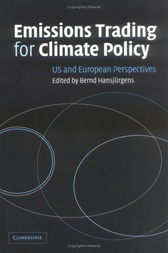 Emissions Trading for Climate Policy by Bernd Hansjürgens