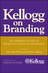 Kellogg on Branding by Alice M. Tybout