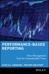 Performance-Based Reporting by Hans V.A. Johnsson