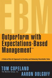 Outperform with Expectations-Based Management by Tom Copeland