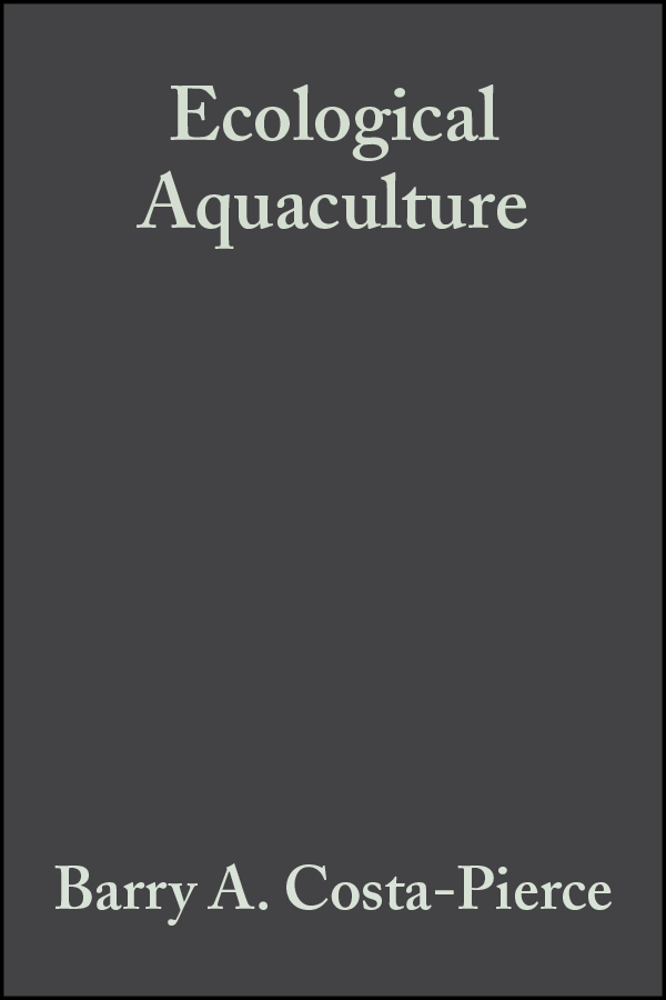 Download Ebook Ecological Aquaculture by Barry A. Costa-Pierce Pdf