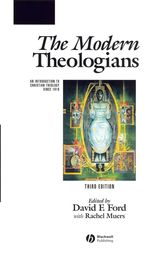 The Modern Theologians by David F. Ford