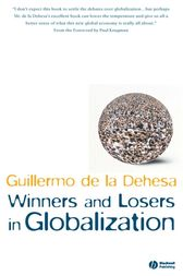 Winners and Losers in Globalization by Guillermo de la Dehesa