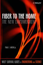 Fiber to the Home by Paul E. Green
